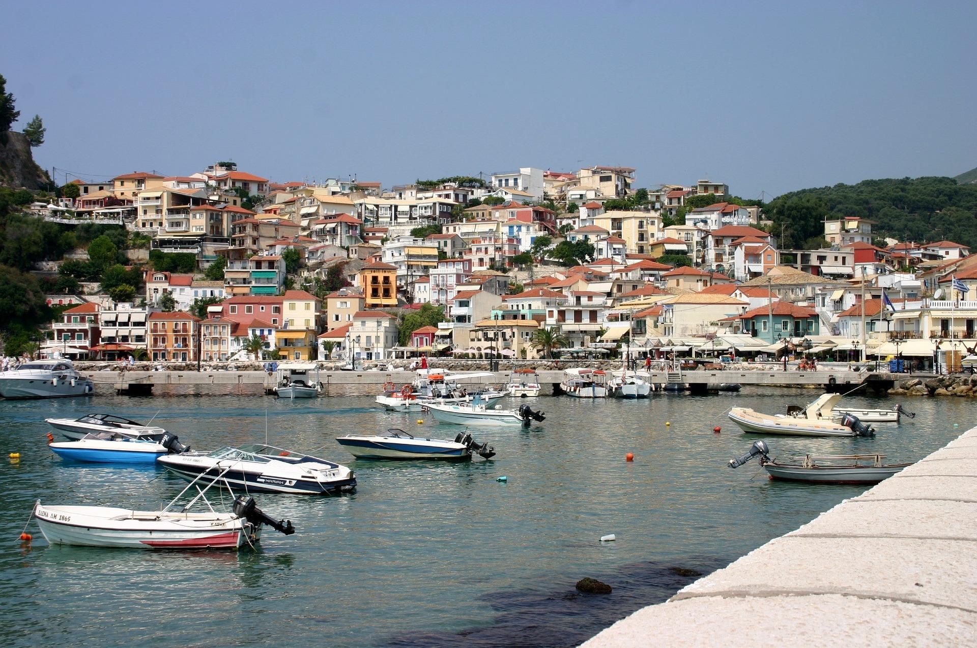 gestion location bateau lefkas - Kiriacoulis France